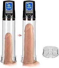 LIN-rlp Shirt Adǔlt Hands-Free Toys Hot Sale P`ênís En-largér s Vacuum Pump Male P`ênís Ex- = Tender En -mentment Pleasure Sexsex Products Sexsex Toys for Men, as Shown