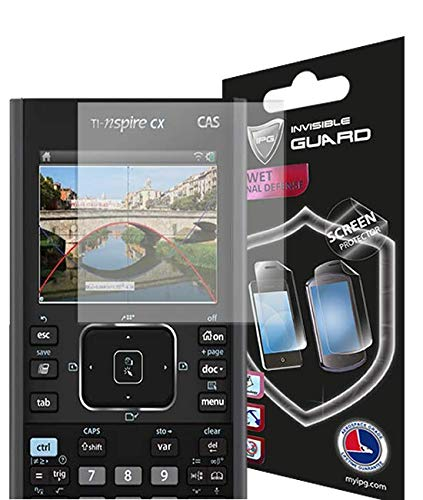 IPG for TI Nspire CX & CX CAS Graphing Calculator Screen Protector Texas Instruments Screen Protection