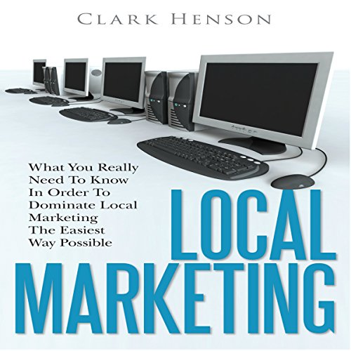 Local Marketing audiobook cover art