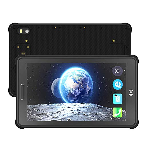 8 Inch Super Thin Android 9 Rugged Tablet 6GB 128GB