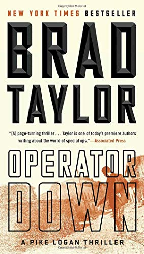 Operator Down (A Pike Logan Thriller, Band 12)