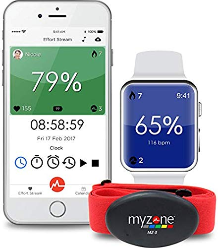 My Zone MZ-3 Latest MyZone Bluetooth Heartrate Heart Rate Monitor