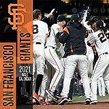 San Francisco Giants 2021 Calendar