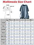 Zoom IMG-1 mallimoda donna camicette manica corta