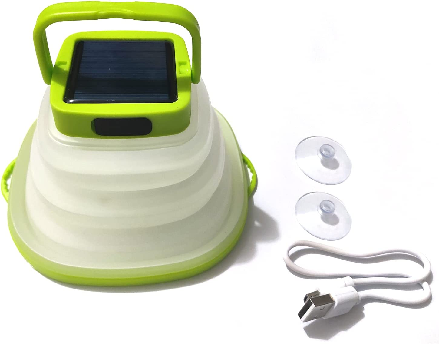DUORIO Solar USB LED Special High quality price for a limited time Collapsible Resistant Lantern Water Camping