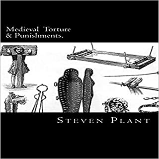 Medieval Torture & Punishments. audiobook cover art