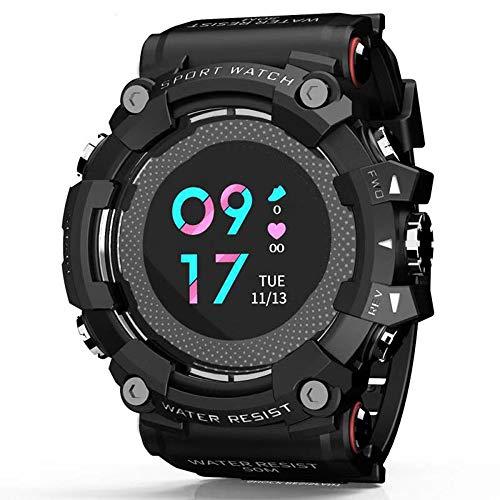 LOKMAT Orologio intelligente Sport LCD Pedometro Messaggio Promemoria Outdoor Uomo Smartwatch cronometro