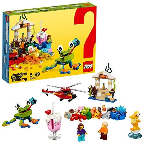 Lego Classic 10403 Konstruktionsspielzeug, Bunt