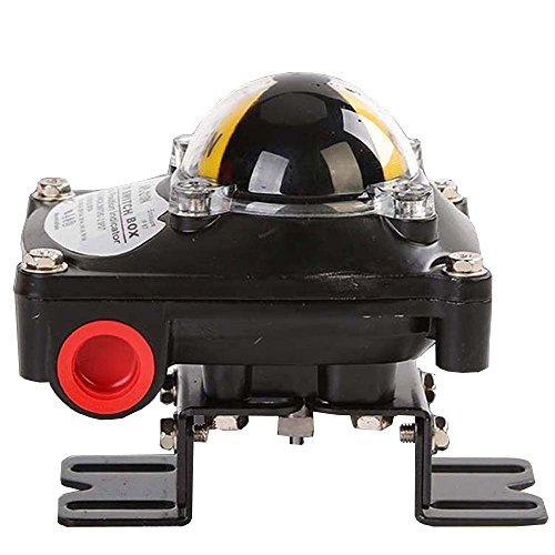 APL-210N Endschalter Box Mechanische Mikrobewegungsgrenzen Schalter Ventilpositionsanzeige für Pneumatischer Antrieb AC DC 250 V 125 V 1 NO NC