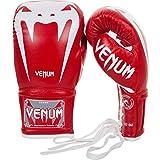 VENUM de Boxeo con Cordones Giant 3.0, Color Rojo - Rojo, tamaño 414 ml