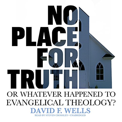 No Place for Truth audiobook cover art