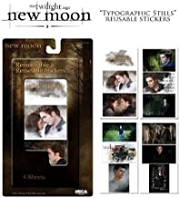 Twilight Saga New Moon 4 Sheets