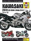 Kawasaki ZX600 (ZZ-R600 & Ninja ZX-6) '90 to '06 (Haynes Service & Repair Manual)