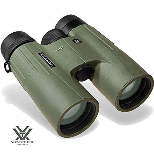Vortex Optics Viper HD 8x42 Binocular Techo Verde - Binoculares (8X, 4,2 cm, Techo, Verde, 5,3 mm, 2 cm)
