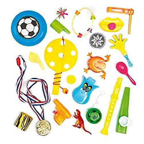 Baker Ross- Lucky Dips Lot de 20 sachets Cadeau pour Enfant, AF322, Coloris Assortis