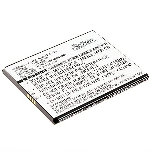 cellePhone Batteria Li-Ion Compatibile con ZTE Blade A530 A606 - Orange Neva Zen Blade A5 2019 (sostituita Li3826T43P4H705949)
