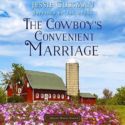 The Cowboy's Convenient Marriage cover art