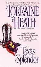 Texas Splendor by Heath, Lorraine (1998) Mass Market Paperback