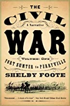 The Civil War: A Narrative: Volume 1: Fort Sumter to Perryville (Vintage Civil War Library) (English Edition)