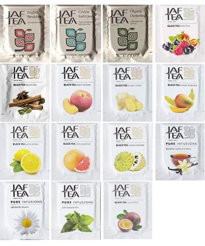 おいしい紅茶シリーズ30包(15種×2包)お試し 紅茶アソート 紅茶福袋 JAF TEAの写真