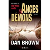 Anges et Demons (French edition of Angels and Demons) - French & European Pubns - 01/01/2005