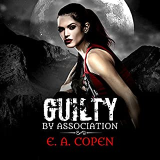 Guilty by Association audiobook cover art