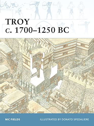 Troy C. 1700-1250 BC (Fortress, 17)