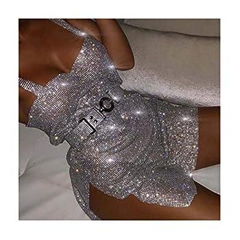 Best crystal dress short Reviews