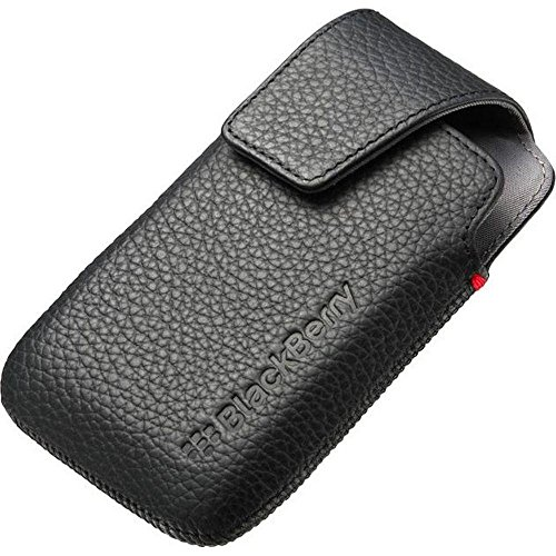 Blackberry Leder Bold 9790 schwarz