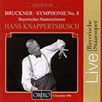 Bruckner Symphonie No. 8 C-Moll by Bavarian Radio Symphony Orchestra (2002-04-03)