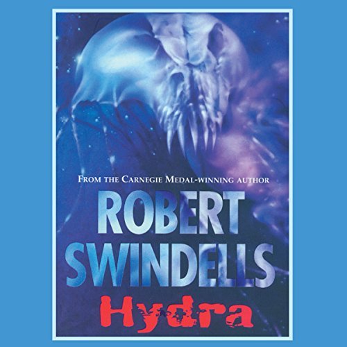 Hydra audiobook cover art