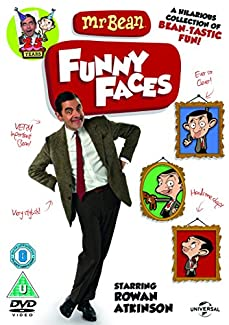Mr Bean - Funny Faces