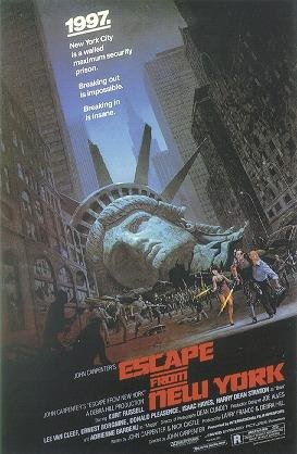 Close Up Poster Escape from New York (68,5cm x 101,5cm)