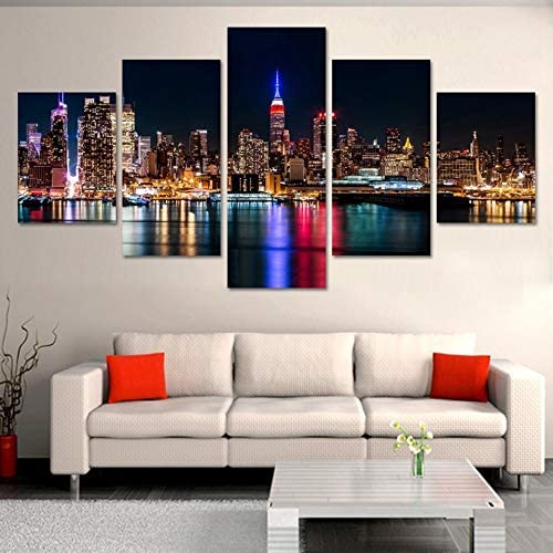 HOMFO Large 5d Diamond Manufacturer OFFicial shop Painting kit View Night D Rare Dream Full City