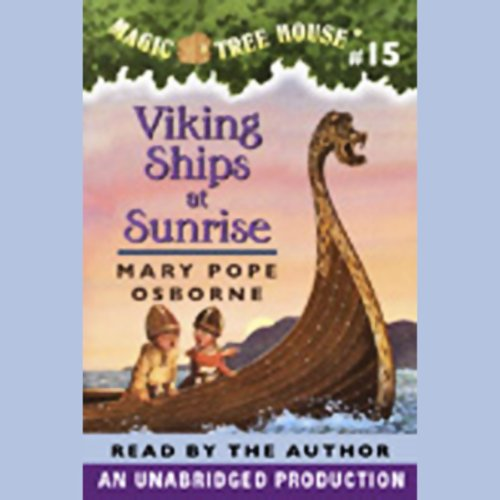 Viking Ships at Sunrise cover art