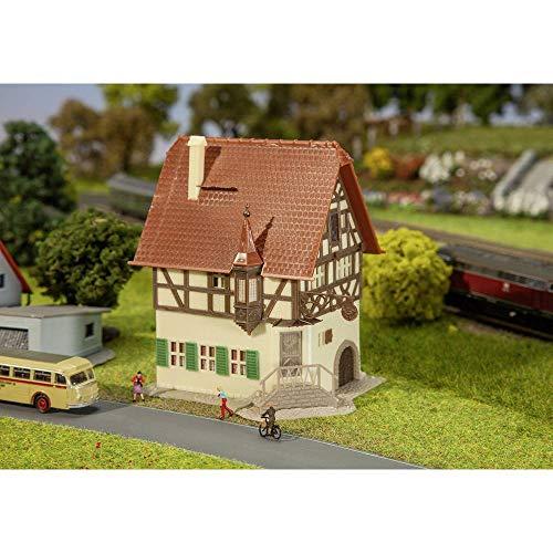 Faller FA232536 Gasthaus Post Modellbausatz, verschieden