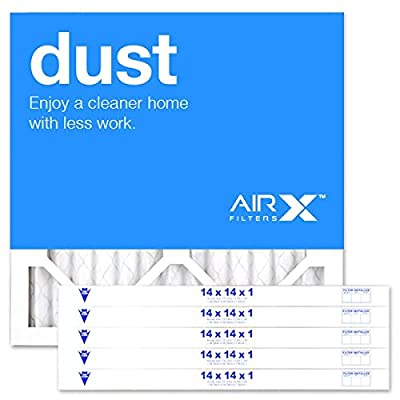 Best for Dust Control - AiRx Dust 16x25x1 Furnace Filters - 1