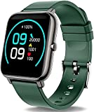 Willful Smart Watch,1.3' Touch Screen Smartwatch,Fitness Trackers With Heart Rate Monitor,Waterproof IP68 Activity Trackers Watch (English Edition)