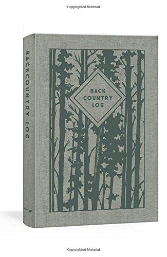 Backcountry Log (Blackbird Letterpress)