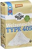 Bauckhof Bio Bauck Weizenmehl Type 405 (6 x 1000 gr)