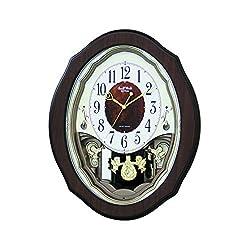 Rhythm Clocks Precious Angels Musical Motion Clock
