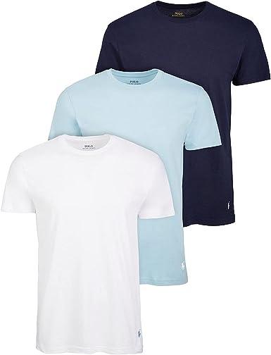 מארז 3 חולצות בייסיק Polo Ralph Lauren