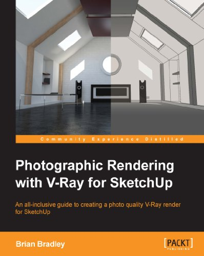 Photographic rendering with vray for sketchup [read].