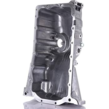 ANPART Oil Pan Replacing Engine Part for 2004-2008 Acura TSX Oil Sump with OE 11200RBB000 Engine Oil Drain Pan