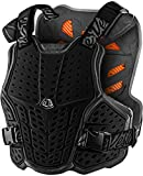 Troy Lee Designs Rockfight CE Chest Protector (X-Small/Small) (Black)
