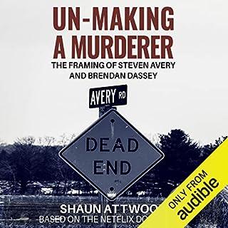 Un-Making a Murderer audiobook cover art