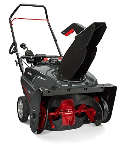 Briggs and Stratton 1696847 Single Stage Snow Blower with Snow Shredder