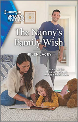 The Nanny's Family Wish (The Culhanes of Cedar River Book 3)