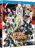 Fire Force Season 2 Part 1 - Blu-ray/DVD Combo + Digital Copy [Reino Unido] [Blu-ray]