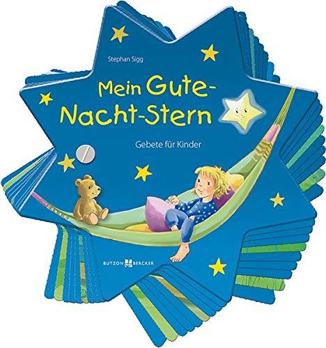 Mein Gute-Nacht-Stern: Gebete für Kinder